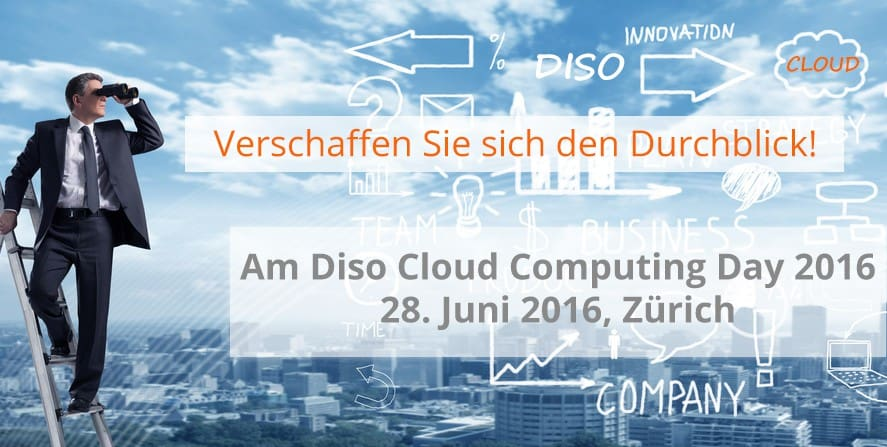 Diso Cloud Computing Day 2016