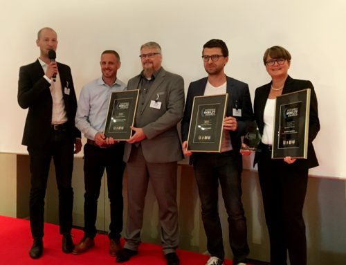 Secure Workplace gewinnt Enterprise Mobility Award 2018