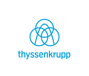 thyssenkrupp Logo – Diso Secure Workplace