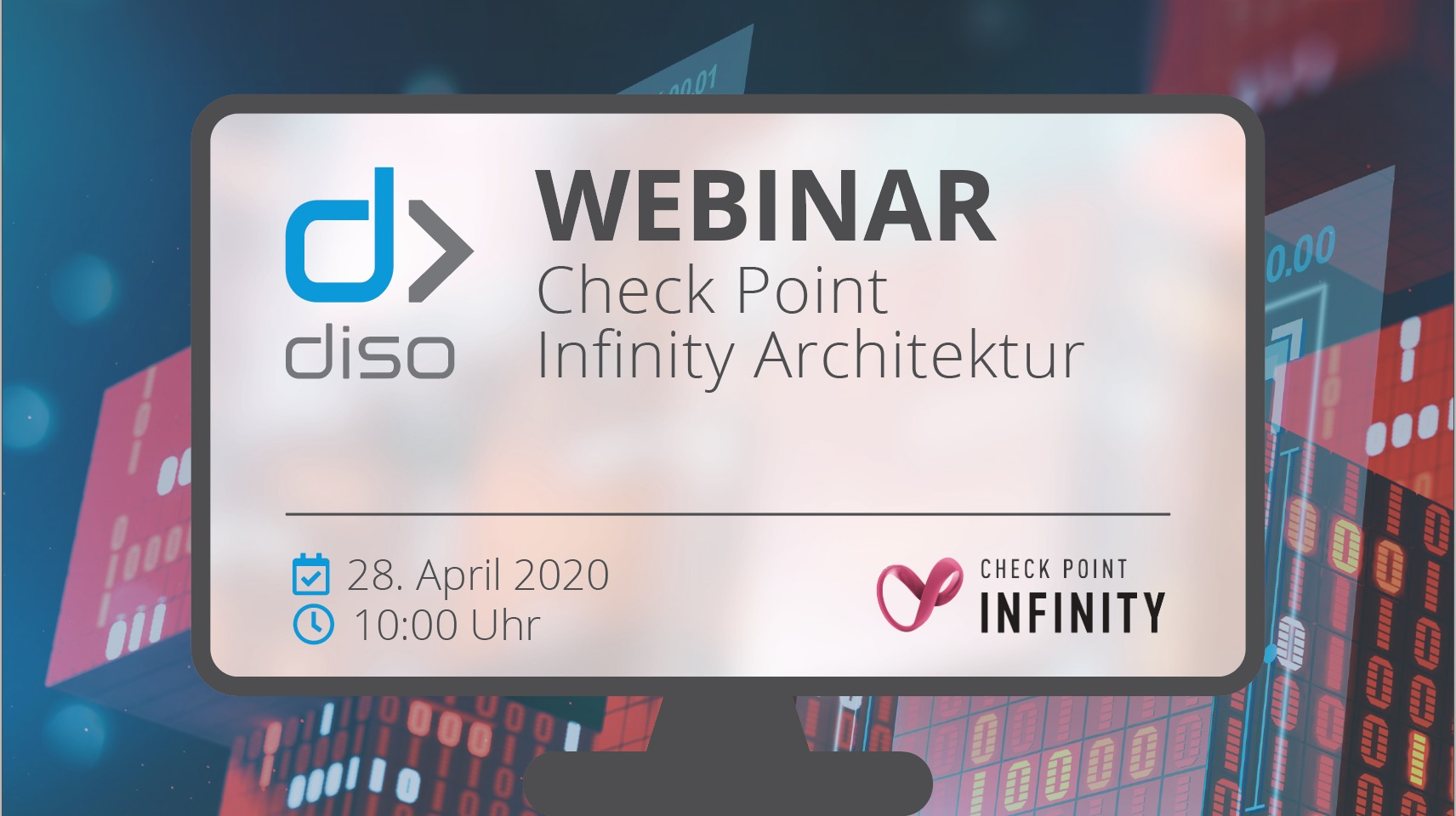 Diso Webinar_Check Point Infinity